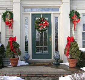 Świąteczny wystrój domu