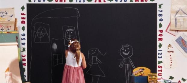 Farba tablicowa – praktyczna dekoracja mieszkania