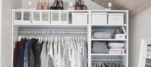 Garderoba dla każdej sypialni