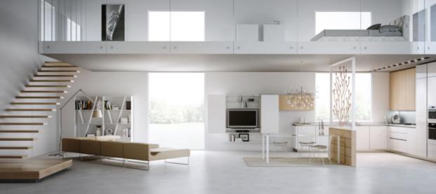 Loft – przestrzeń w industrialnym stylu