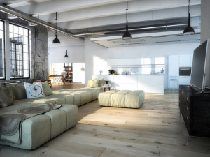 Wnętrze loft
