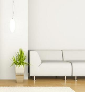 minimalizm - wnętrze