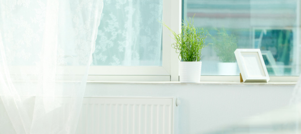 Wiosenne dekoracje okien